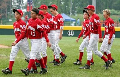 Petites Ligues: Le Canada battu par le Japon