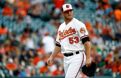 Orioles : la séquence de Zach Britton s'arrête