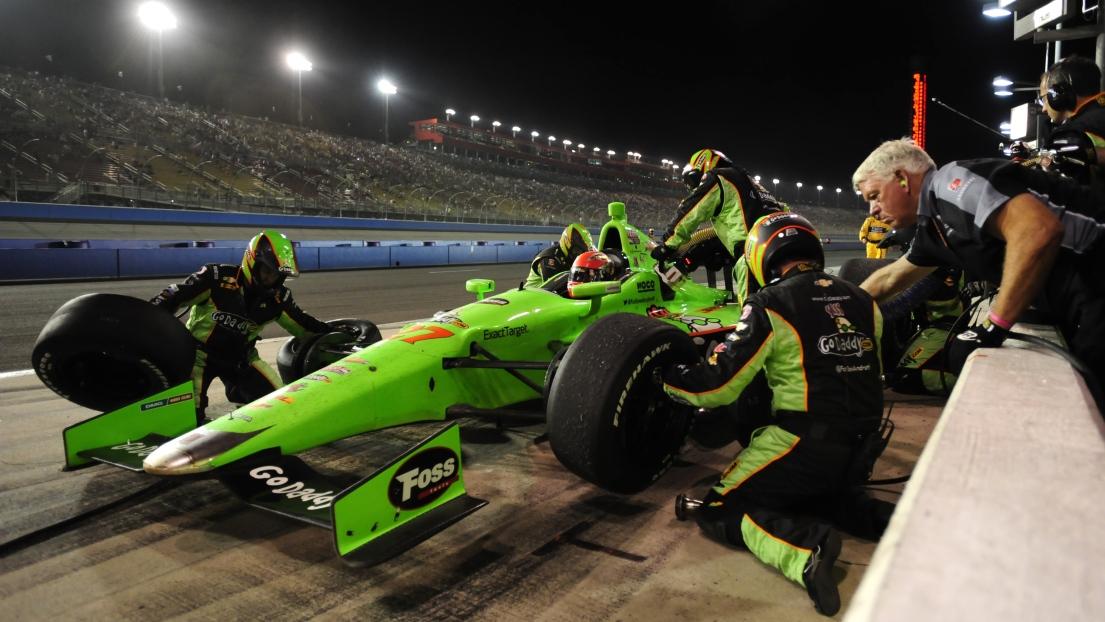 L'IndyCar lancera sa saison le 6 juin au Texas