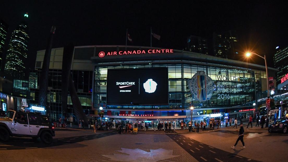 Le Air Canada Centre