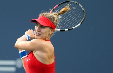 Eugenie Bouchard sera en action à Hobart