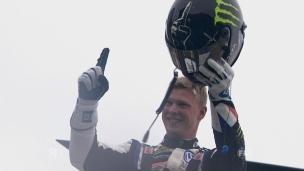 Johan Kristoffersson continue de dominer en Rallycross