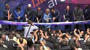 Le Little Caesars Arena ouvre ses portes à Detroit