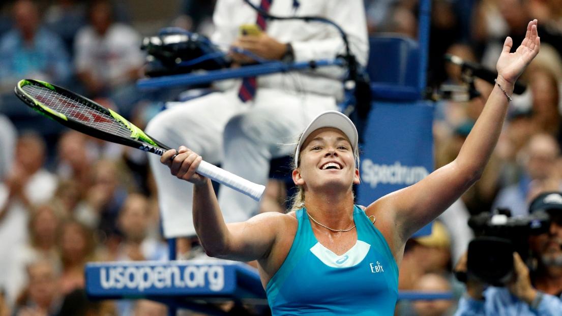 US Open. Karolina Pliskova s'incline, Garbine Muguruza nouvelle n°1 mondiale