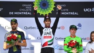 Diego Ulissi l'emporte à Montréal
