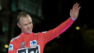 Froome remporte la Vuelta