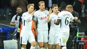 Tottenham 3 - Dortmund 1