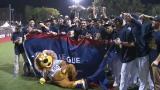 Les Capitales de Québec sont devenus champions de la Ligue Can-Am