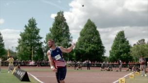 Jeux Invictus : l'athlétisme hors-piste