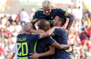 L'Inter Milan toujours invaincu en Série A