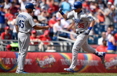 MLB : Les Dodgers s'approchent du titre