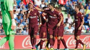 Getafe 1 - FC Barcelone 2