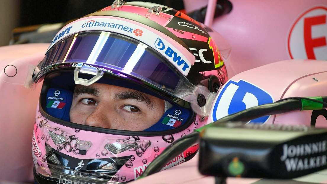 Force India conserve Perez