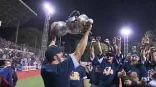 Un championnat bien mérité pour les Capitales