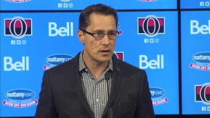 Leafs-Sénateurs : « Des joueurs de la Ligue nationale »
