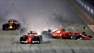 Vettel n'aurait pas dû prendre ce pari