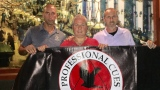 Martin Daigle,Luc Salvas,Danny Hewitt