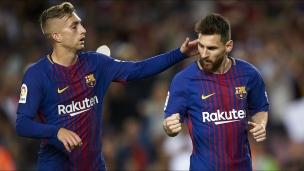 FC Barcelone 6 - Eibar 1