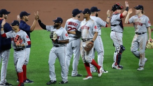 Red Sox 1 - Orioles 0 (11 manches)