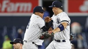 Twins 2 - Yankees 5