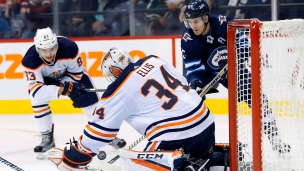 Oilers 4 - Jets 1