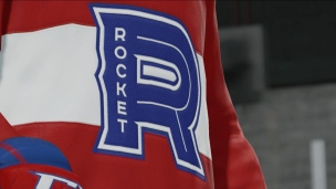 RDS présentera 16 matchs du Rocket cette saison