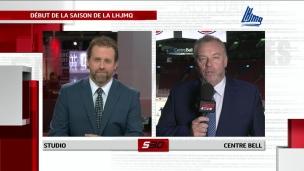 Le Rocket de Laval à RDS pour toute la prochaine saison