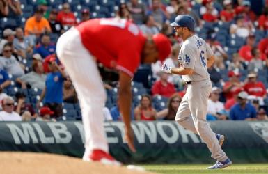 Les Dodgers tout près du titre de section