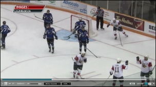 Mooseheads 4 - Sea Dogs 1