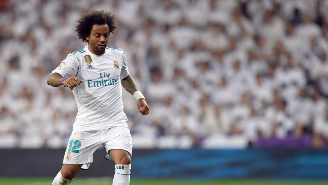 Liga - Real Madrid : Marcelo devrait être absent un mois