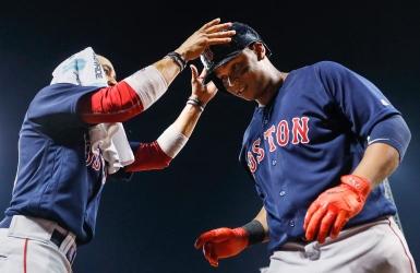 Les Sox étoffent leur avance sur les Yankees