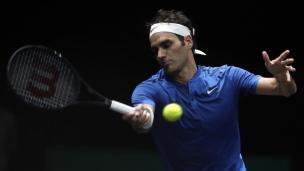 Federer offre deux points à l'Europe