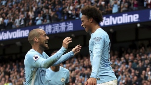 Manchester City 5 - Crystal Palace 0