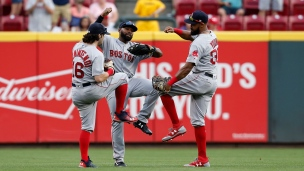 Red Sox 5 - Reds 0