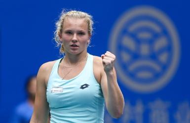 Autre victoire significative pour Siniakova