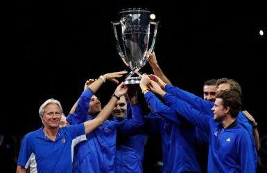 L'Europe met la main sur la Coupe Laver