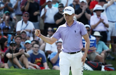 PGA: Justin Thomas remporte la Coupe FedEx