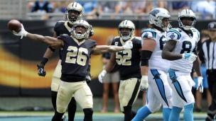Saints 34 - Panthers 13