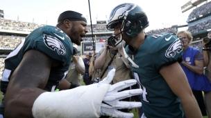 Giants 24 - Eagles 27