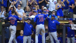 Cubs 5 - Brewers 0