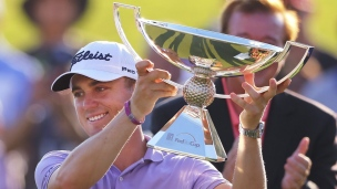 Justin Thomas remporte la Coupe Fedex