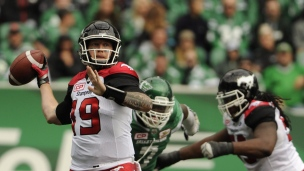 Stampeders 15 - Roughriders 9