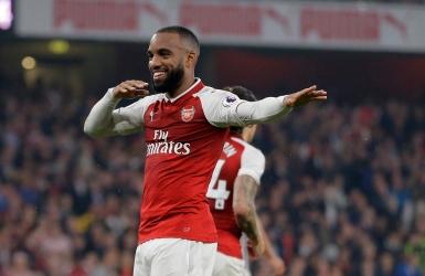 Alexandre Lacazette libère Arsenal