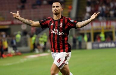 Suso prolonge jusqu'en 2022 avec l'AC Milan