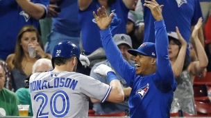 Blue Jays 6 - Red Sox 4