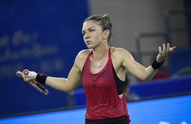 Simona Halep éliminée au 2e tour à Wuhan