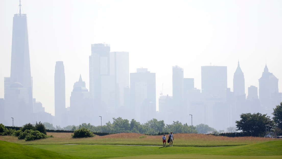 Le Liberty National Golf Club