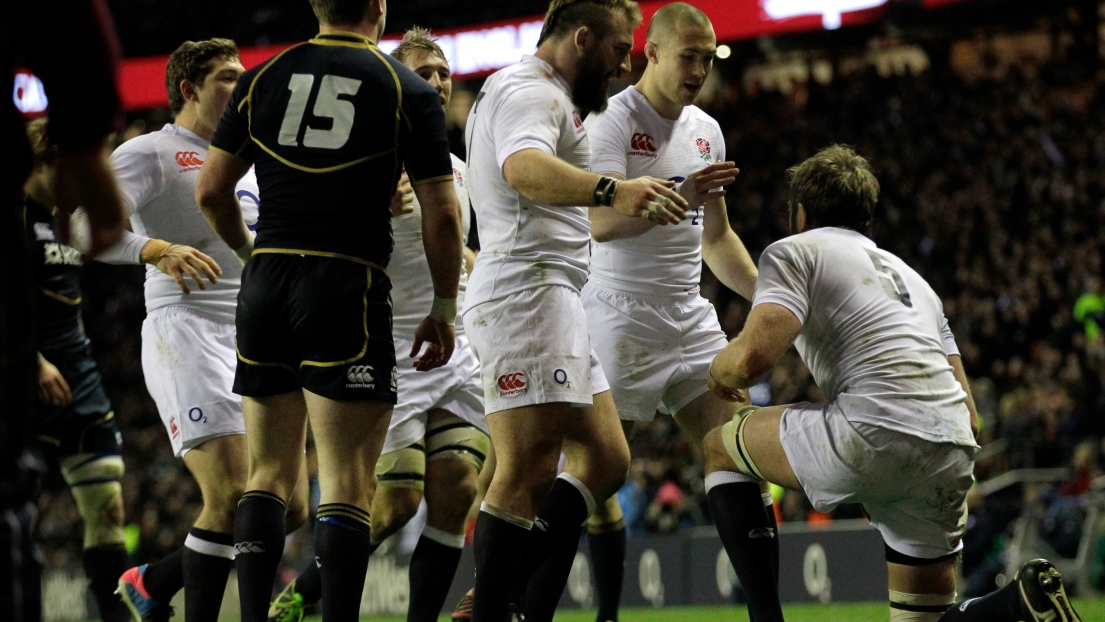 Angleterre rugby