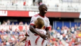 Bradley Wright-Phillips et Daniel Royer