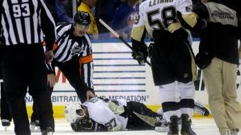 Penguins 4 - Islanders 2